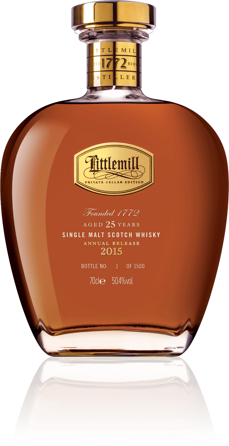 LITTLEMILL 2015 AGED 25 YEARS