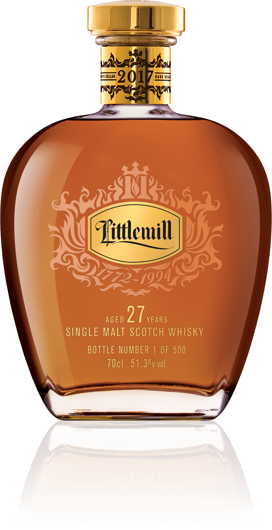 LITTLEMILL 2017 AGED 27 YEARS