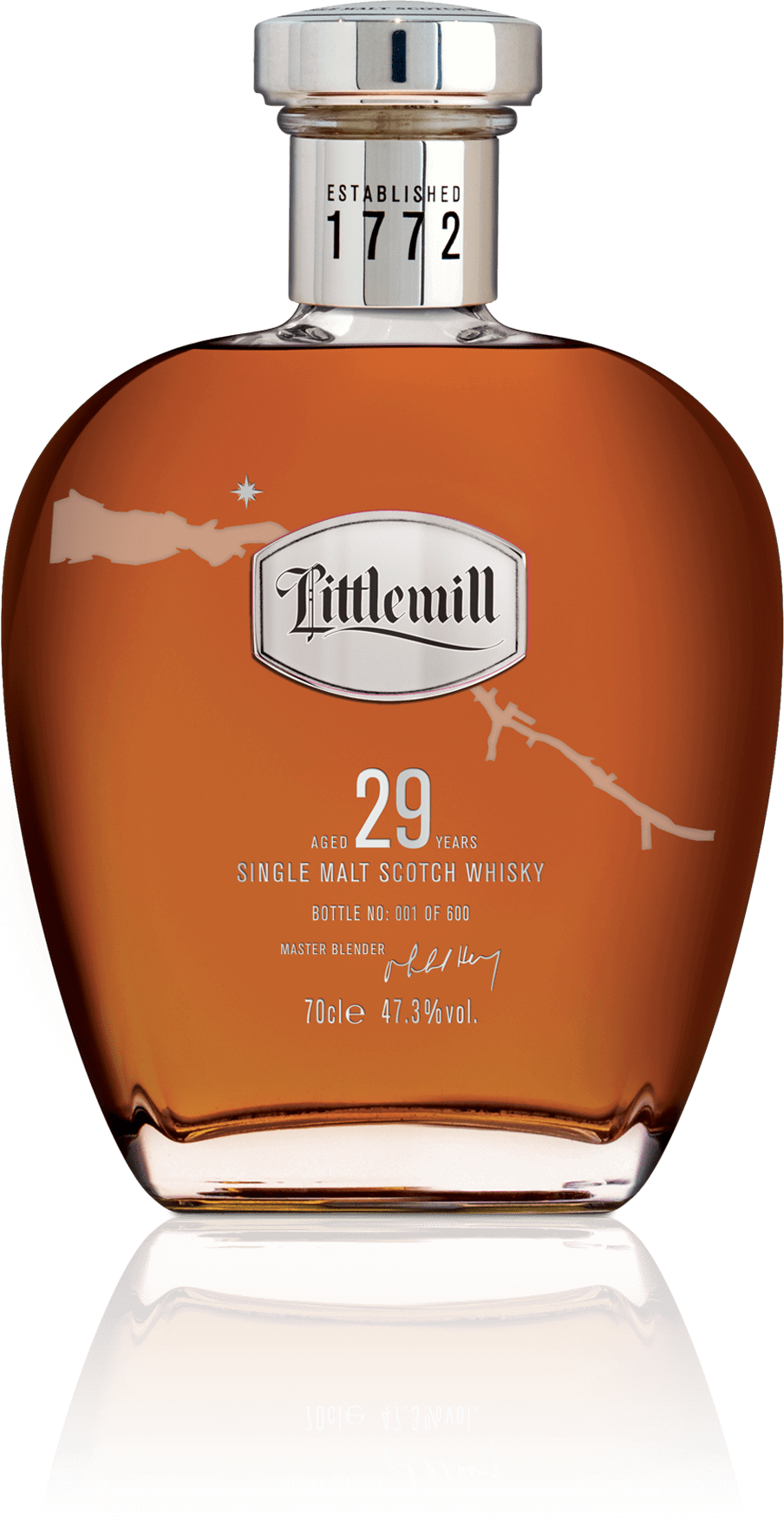 LITTLEMILL AGED 29 YEARS